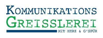 Kommunikations Greisslerei Logo